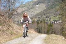 3 Dad (Adam) still on the bike