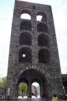 31 Roman tower