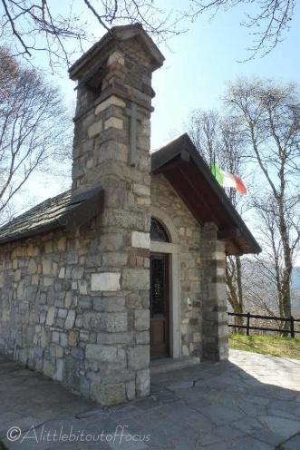 37 Alpine church