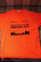 9 Finisher T shirt