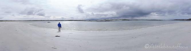 1 Judith on a beach