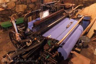 12 Harris Tweed Loom