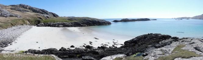 14 Beach near Eorasdail