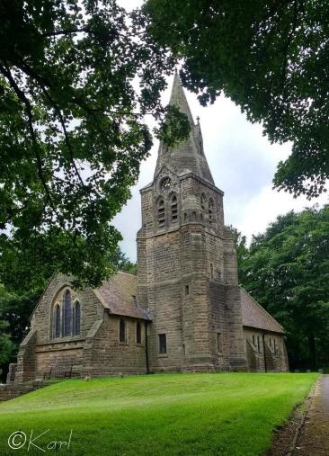 14 Edale church