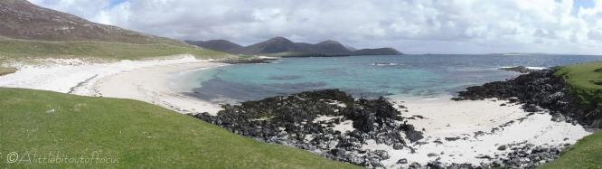 15 Beach near Rubha an Teampaill