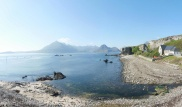 15 Black Cuillin from Elgol
