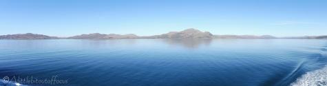 15 Calm sea