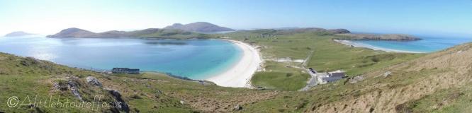 2 Traigh a Bhaigh and Traigh Shiar beaches