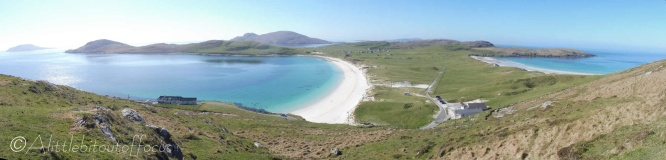2 Traigh a Bhaigh and Traigh Shiar beaches