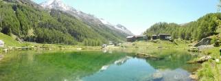 20 Pond at La Gouille