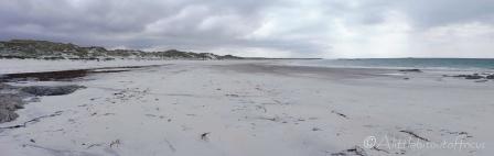 3 Deserted beach