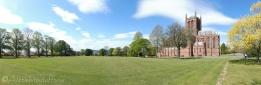 5 Church grounds