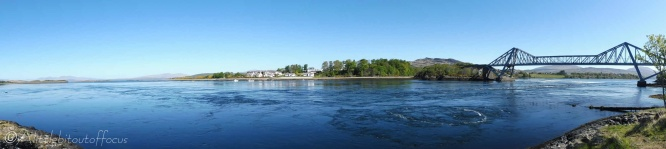 5 Connel Bridge panorama