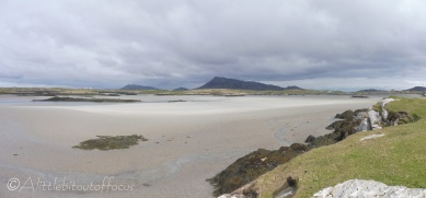 8 Looking towards N. Uist