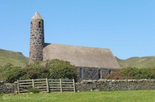 9 Canna Rhu church