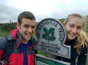 9 National Trust sign