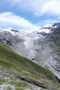 11 Ferpecle glacier