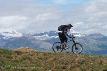 13 Mountain biker