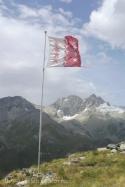 14 Valaisian flag