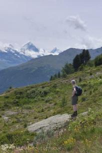 2 Dent Blanche and Matterhorn