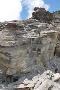 32 Climbing rope