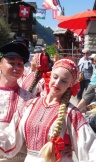 12 Russian Dancers