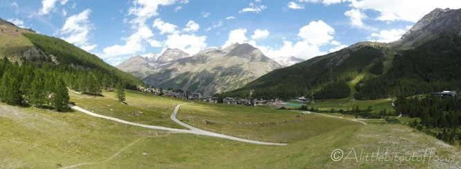 13 Coming into Saas Fee