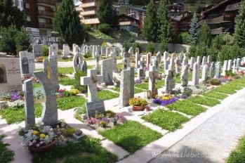 14 Saas Fee Cemetery