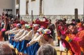 2 Bolivian Dancers (Andes)