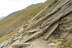 20 Rock slide