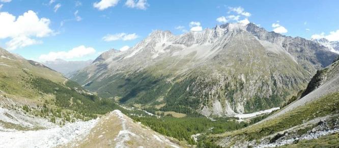 3 Arolla valley