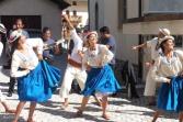 4 Bolivian Dancers