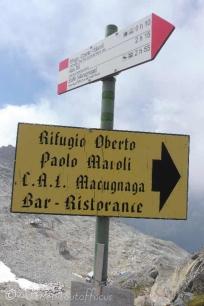 9 Italian signpost