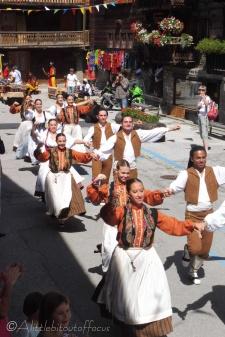 9 Spanish Dancers (Montserrat)