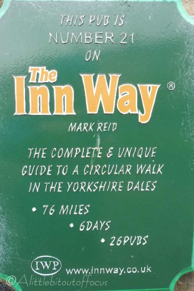13 Inn Way sign
