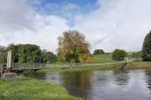 14 Footbridge over River Wharfe