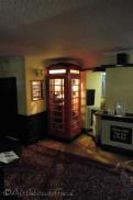14 Telephone box in a pub