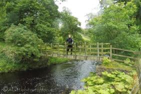 15 Wooden bridge