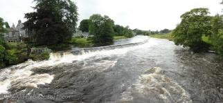 22 Upstream from Linton Falls
