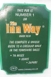 26 Inn Way sign, Black Horse