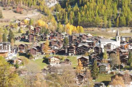 1 Evolène village