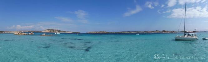 10 Turquoise sea