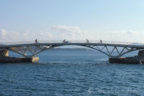 12 Bridge between La Maddalena and Caprera