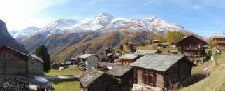 14 La Forclaz view