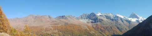 18 Mountain peaks