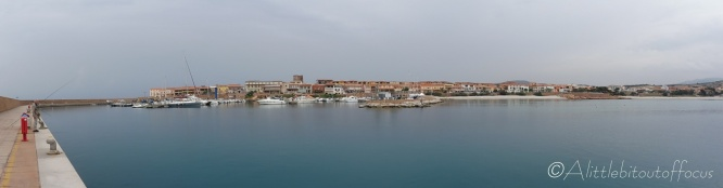 2 Isola Rosso harbour