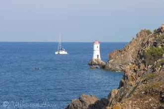 2 Lighthouse nr Capo Ferro