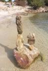 20 Stone stack (55er)