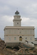 5 Capo Testa lighthouse