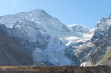 6 Tsijiore glacier